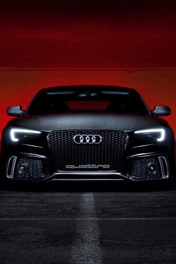 Audi Auto - faszinierendes Bild - -