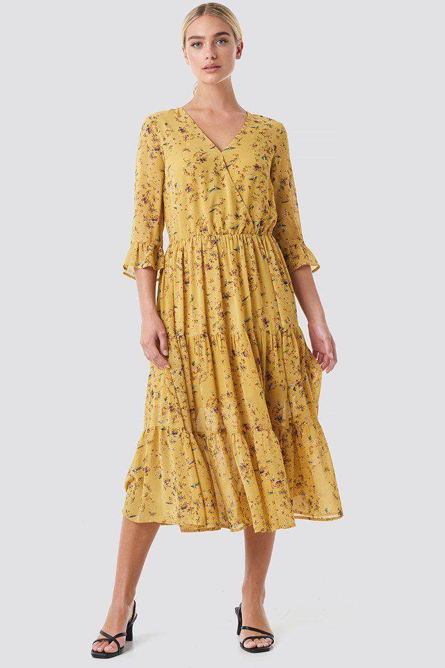 Klänningar | Köp din nya klänning online | na | Gul