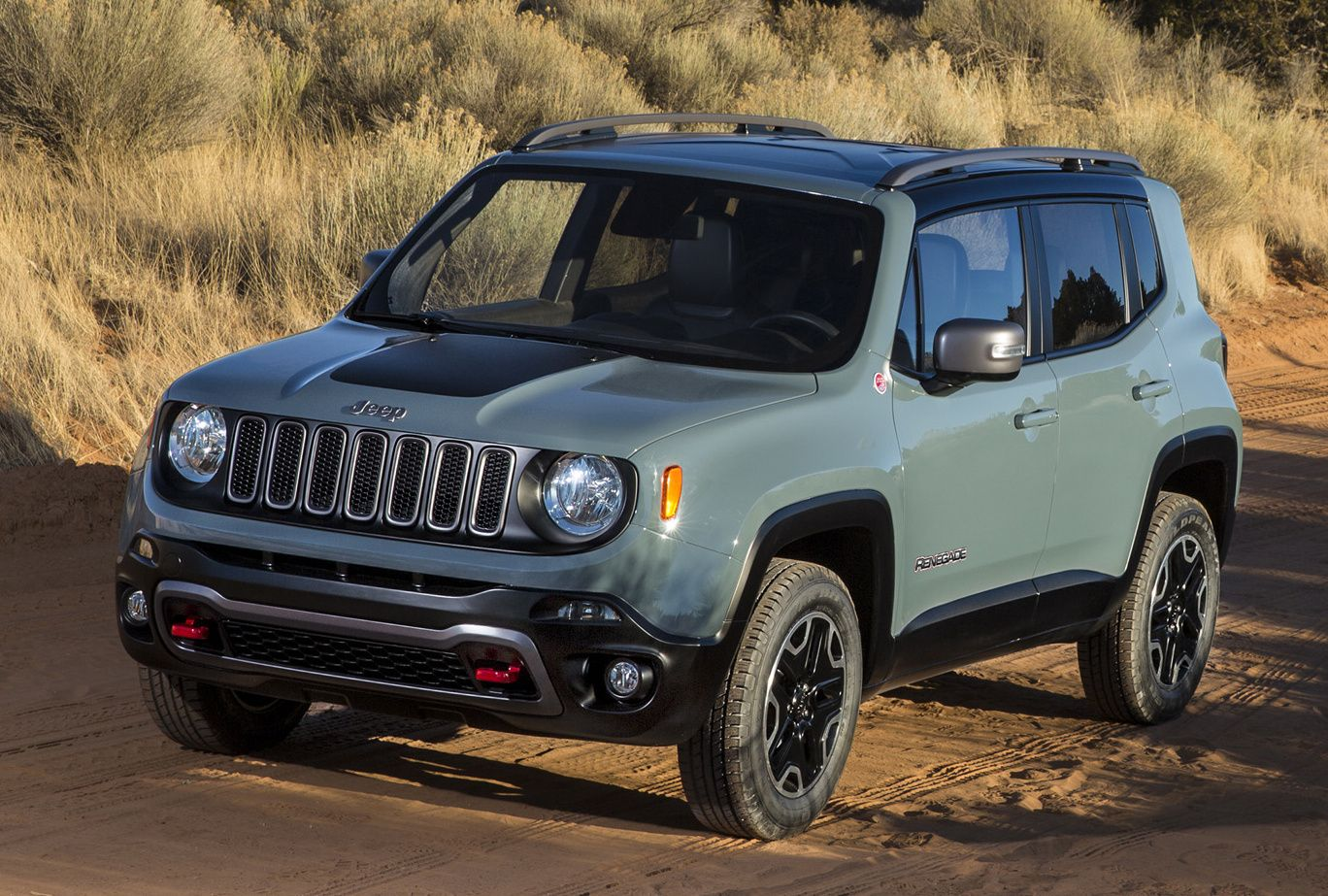 2016 Jeep Renegade Jeep Renegade Trailhawk