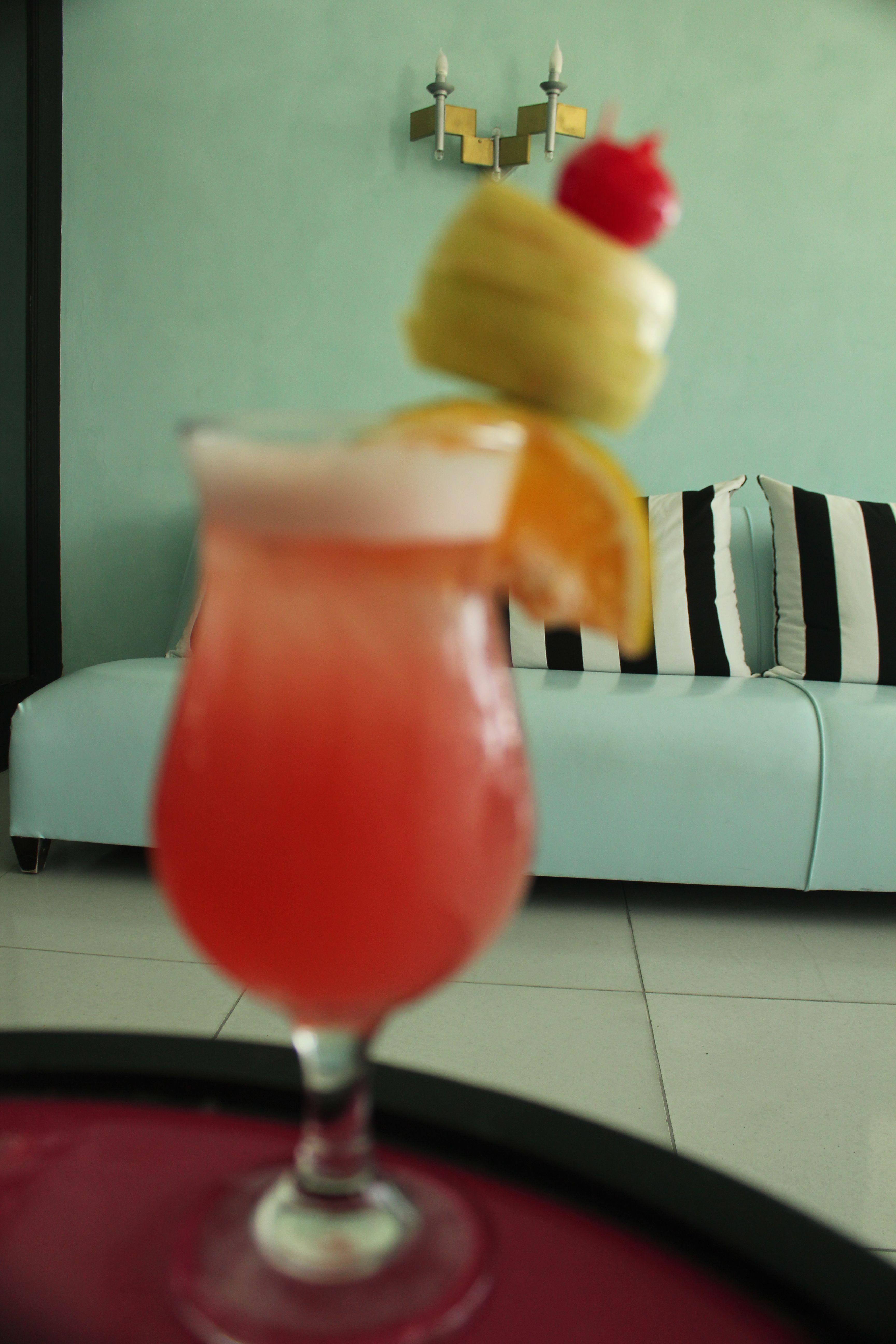 Celebrate One Love Jamaicanstyle 1 Oz Apricot Liqueur 2 Oz Pineapple Juice 1 Oz Orange Juice Strawberry Syr Caribbean Recipes Fun Drinks Strawberry Syrup