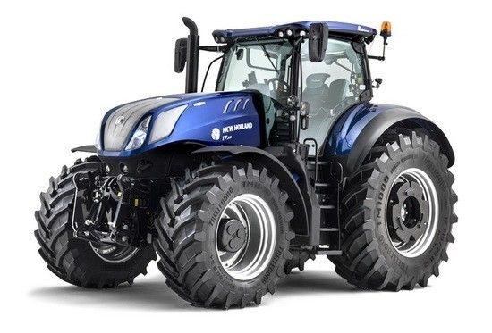 New Holland T7 170 / T7 185 / T7 200 / T7 210 Auto Command Tractors