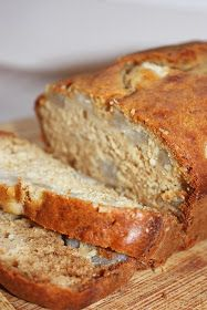 Ginger-Pear Quick Bread