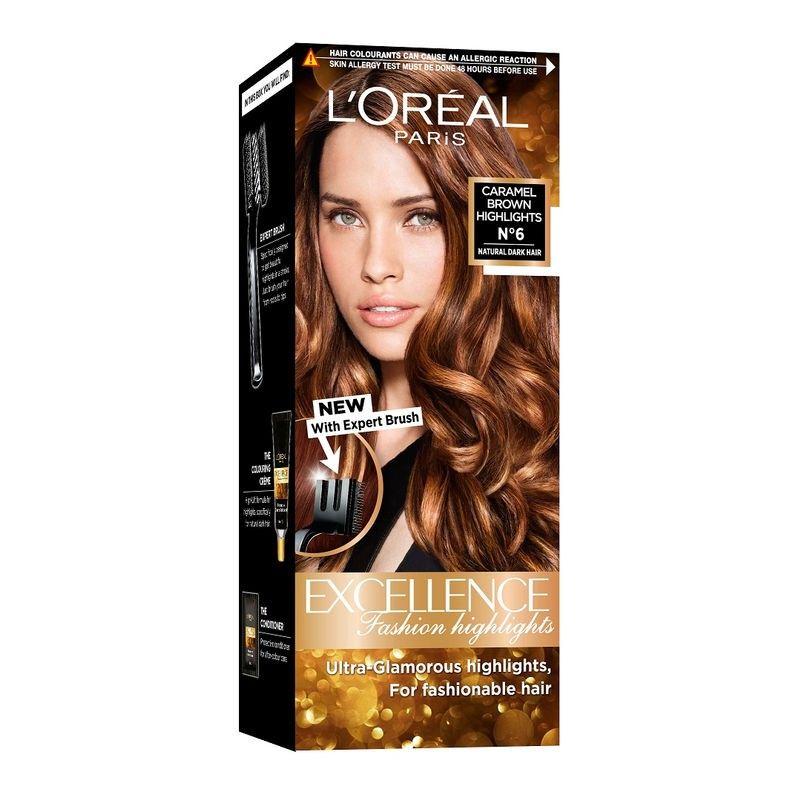 افضل صبغة شعر بني من لوريال Hair Color Caramel Loreal Hair Color Hair Color Highlights