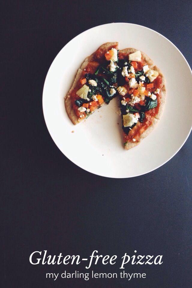 Gluten free pizza recipe by Emma Galloway on Steller