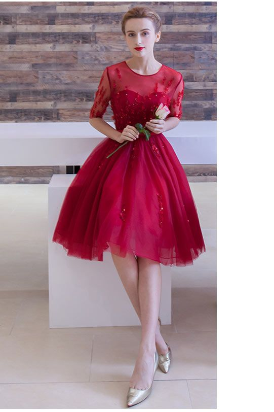Festliche kleider rot