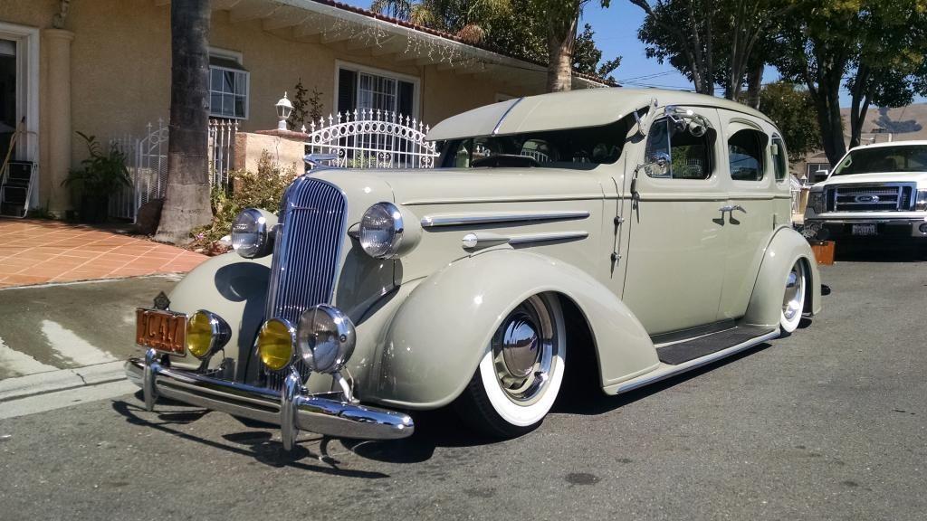 1937 Chevrolet Master Deluxe Slammed – Wonderful Image Gallery