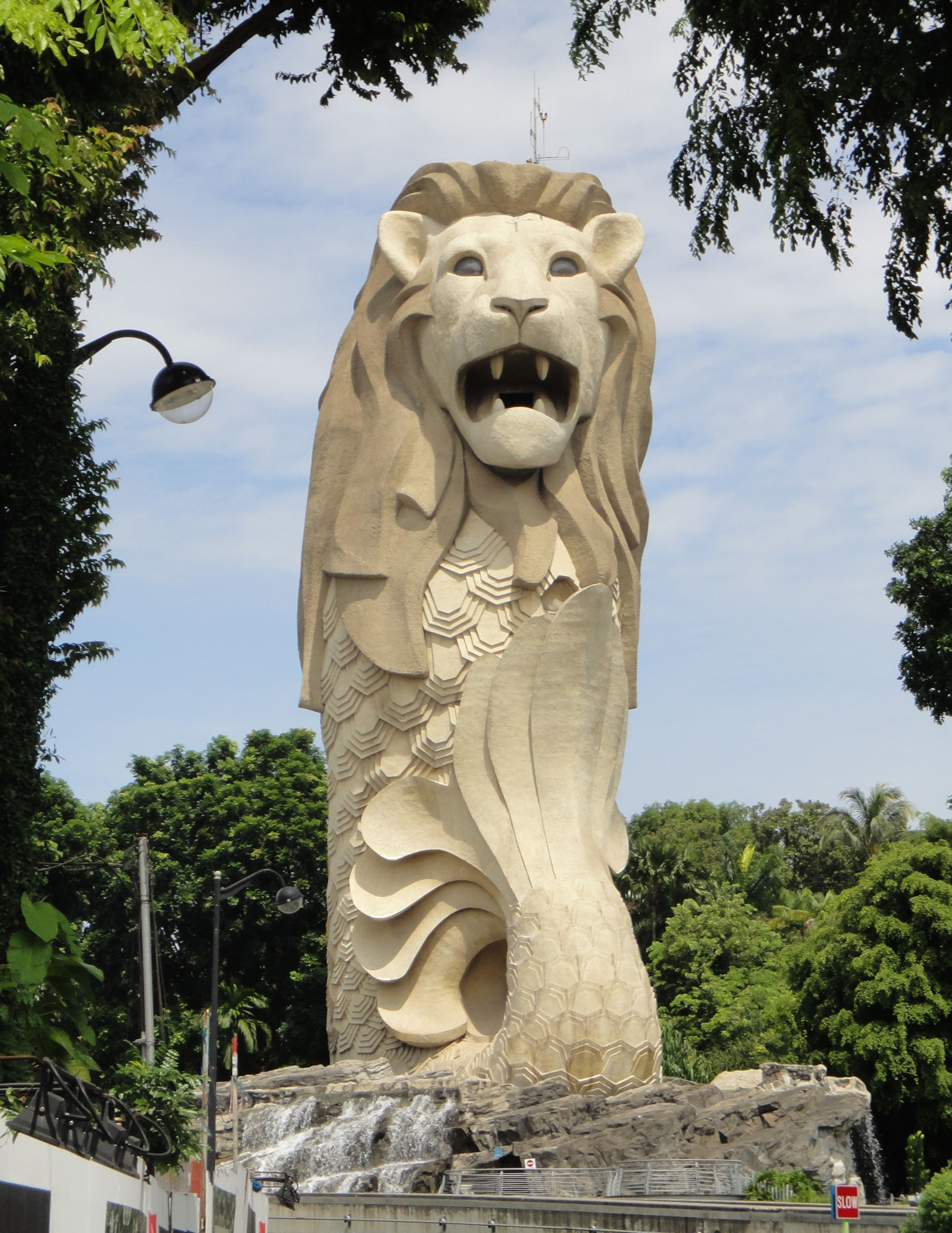 Merlion singapore photography pinterest singapore for Merlion tattoo images