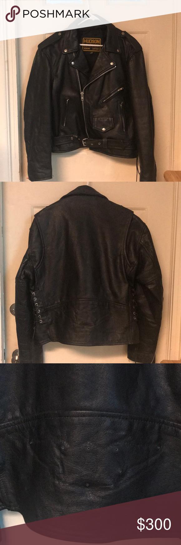 Genuine Leather Jacket Men S Size 44 Genuine Leather Jackets Jackets Leather Jacket [ 1740 x 580 Pixel ]