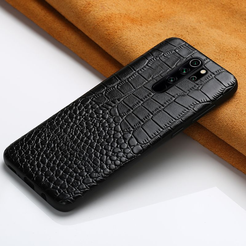 Original Leather Case For Xiaomi Redmi Note 8 Pro 8t Note 9 Pro 9s Note 7 6 5 Cover For Mi 10 8 9 Note 10 Leather Case Leather Phone Case Leather Phone Wallet