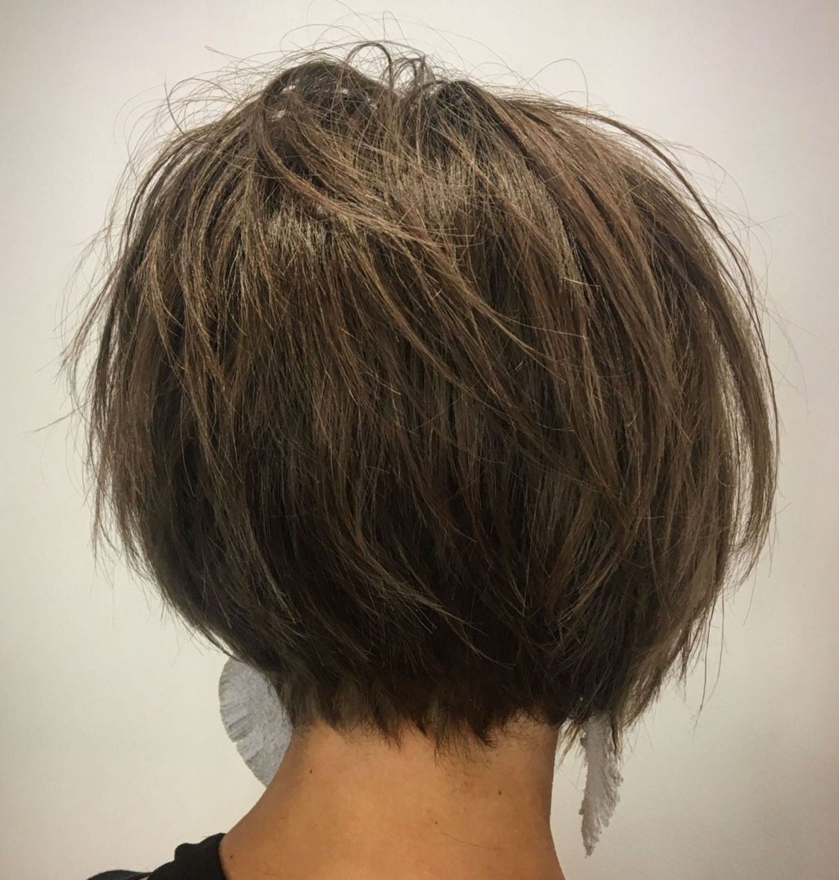 43+ Choppy short hairstyles for thick hair inspirations