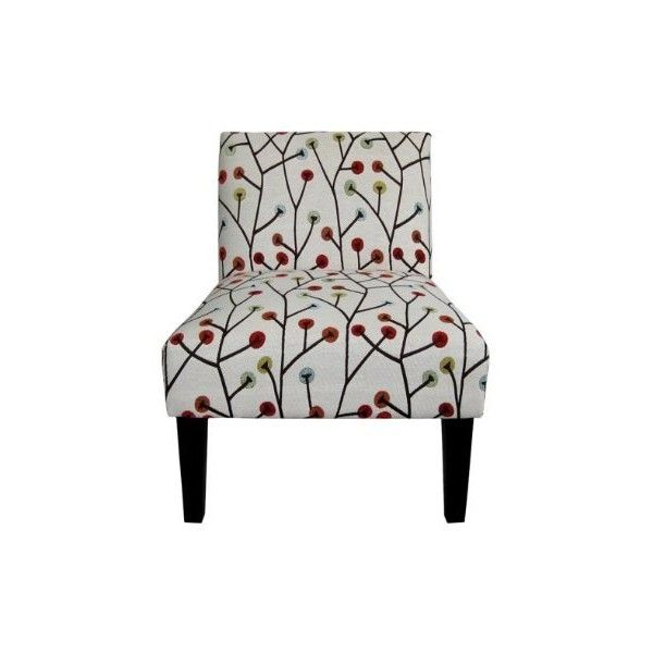 avington armless slipper chair  whimsical  target found