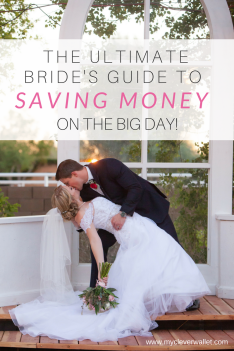 15 Insanely Clever Ways To Save Money On Your Wedding Day