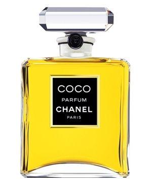 Chanel Coco Oriental Spicy 1984 Top Notes Coriander