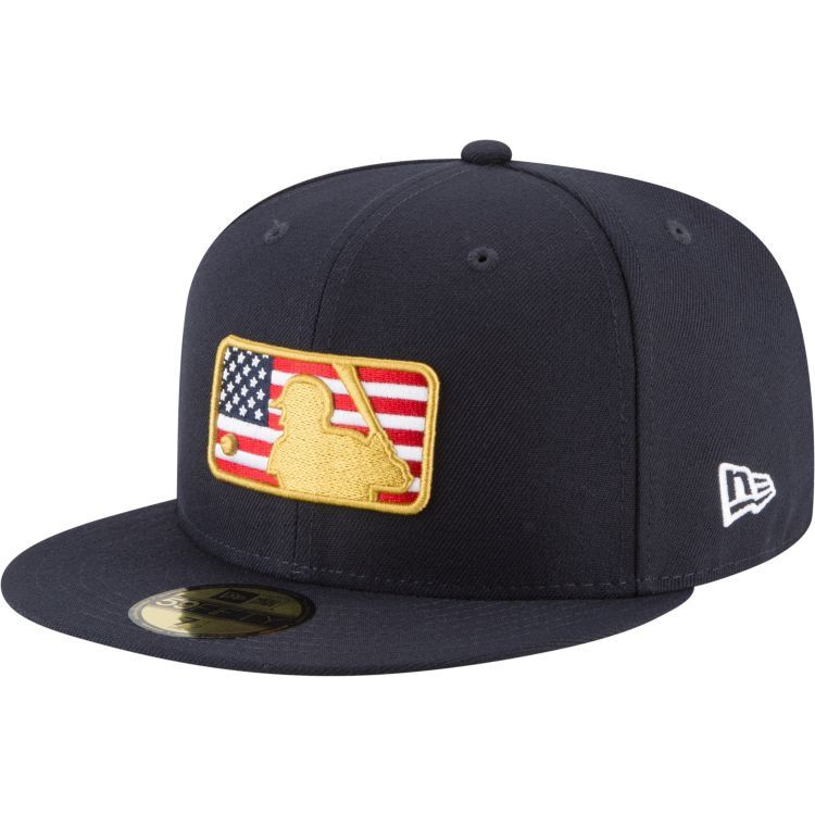 fa9dd191542 MLB 2018 Stars   Stripes 4th of July On-Field 59FIFTY Fitted Hat by New Era   ChicagoCubs  Cubs  FlyTheW  EverybodyIn