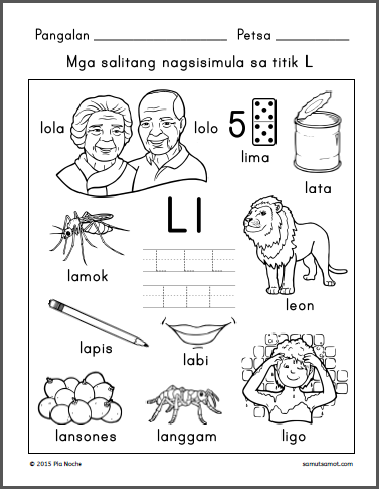 Titik L