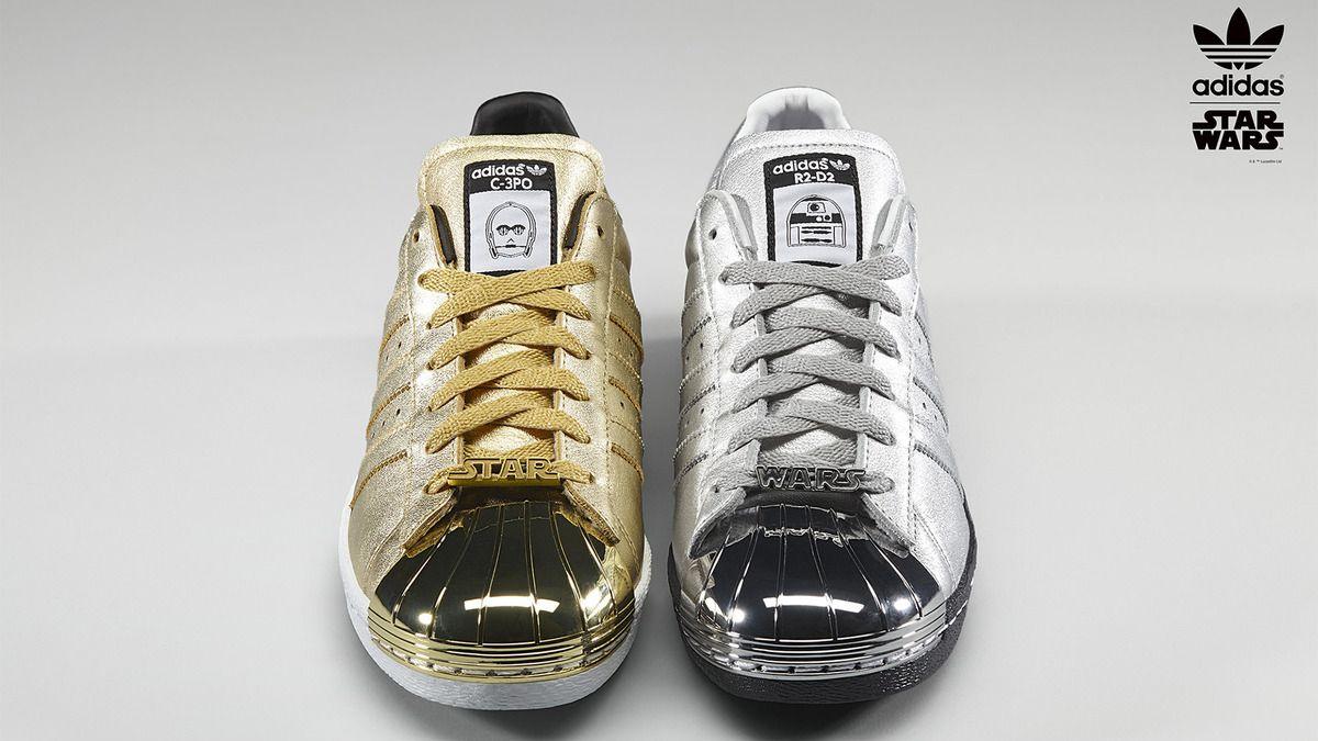 Adidas sort une collection de basket Star Wars | Shoes
