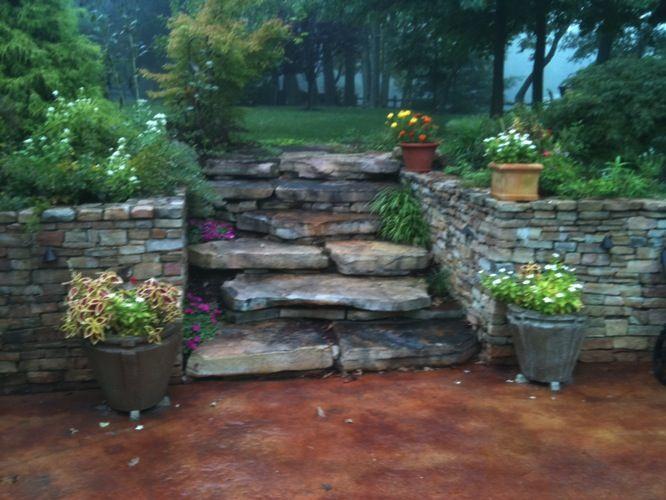 Hardscaping Portfolio | Backyard Ideas | FS Landscaping ...