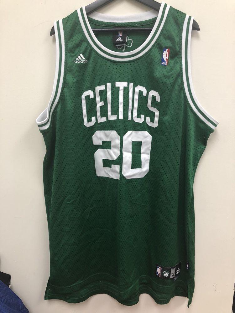 4dd4829c2 Adidas Authentic NBA Boston Celtics Ray Allen Jersey XXL Free Shipping