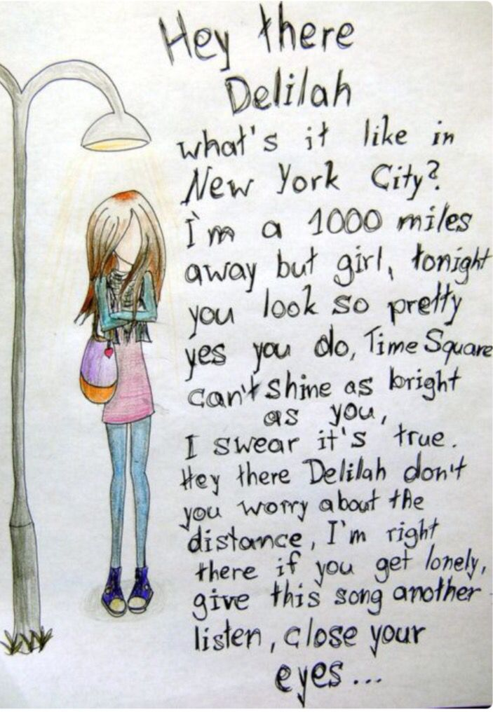Lyric hallelujah square lyrics : Hey There Delilah - Plain White T's | Quotes & Lyrics | Pinterest ...