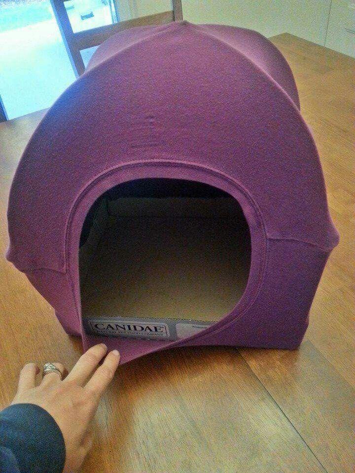 Katzenhaus | Claudia Basteln | Pinterest | Katzenhaus, Katzen und ...