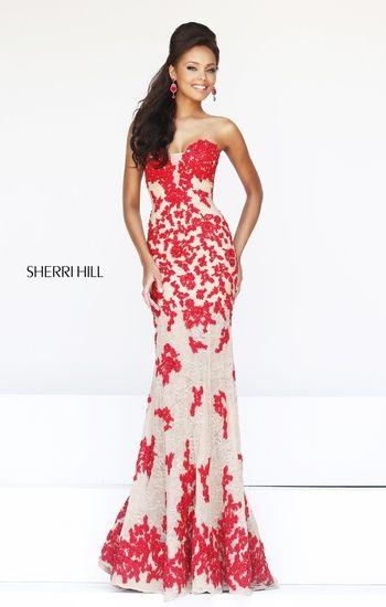 Sherri Hill 11120   prom dresses   Pinterest   Dream dress and Prom