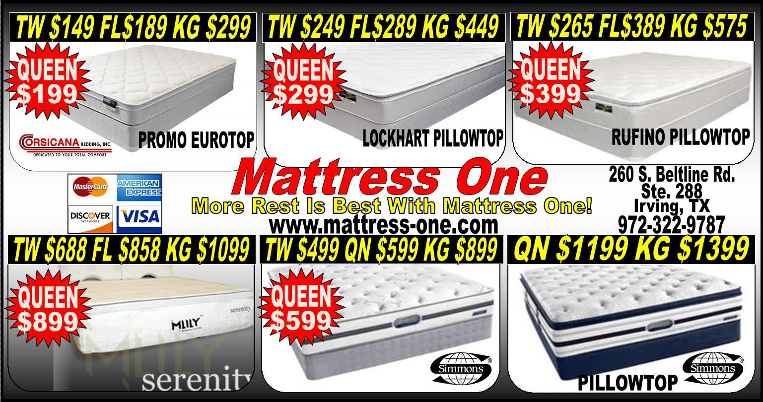 contact keith denton www mattress one com advertising direct