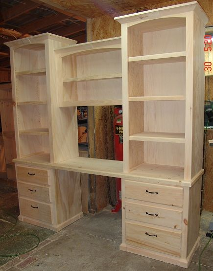 Southern Fine Custom Wood   This Company Out Of Pensacola, FL, Is Building  A Continuous Wall Of Cabinets For My Office/sewing Room!