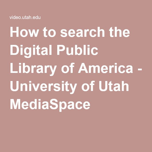 university of utah thesis library