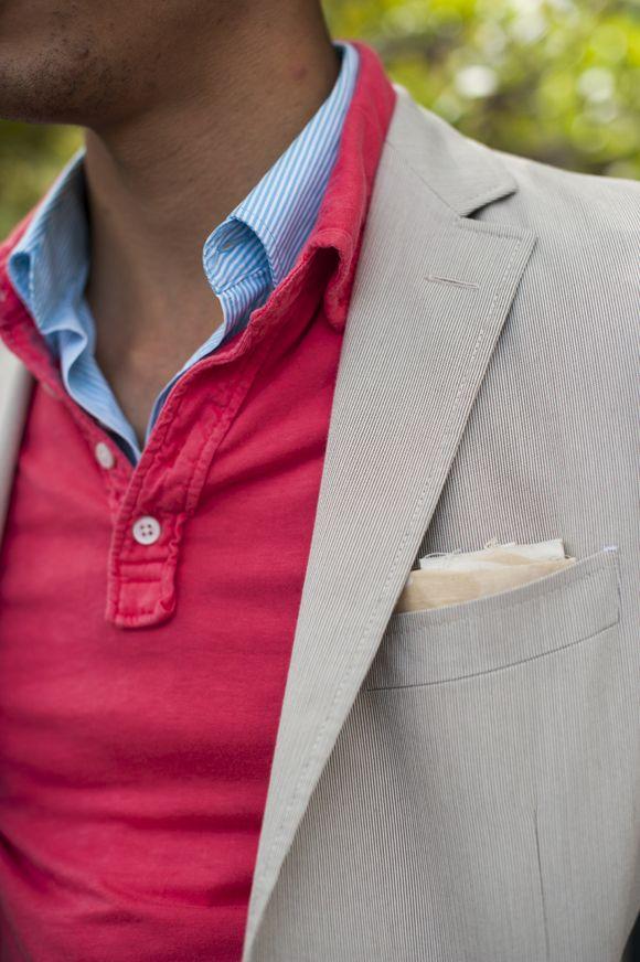 Faça seu estilo no Atelier das Gravatas - atelierdasgravatas.com.br ... Great layers