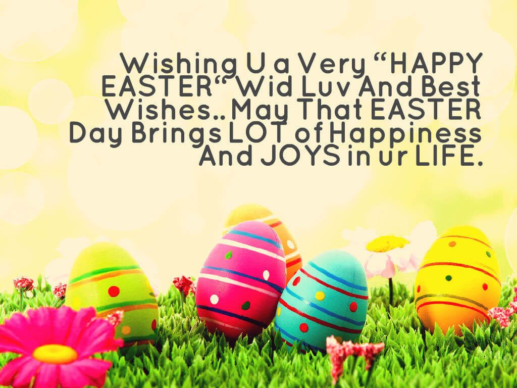 Happy Easter Wishes 2018 Best Easter Wishes Greetings Easter