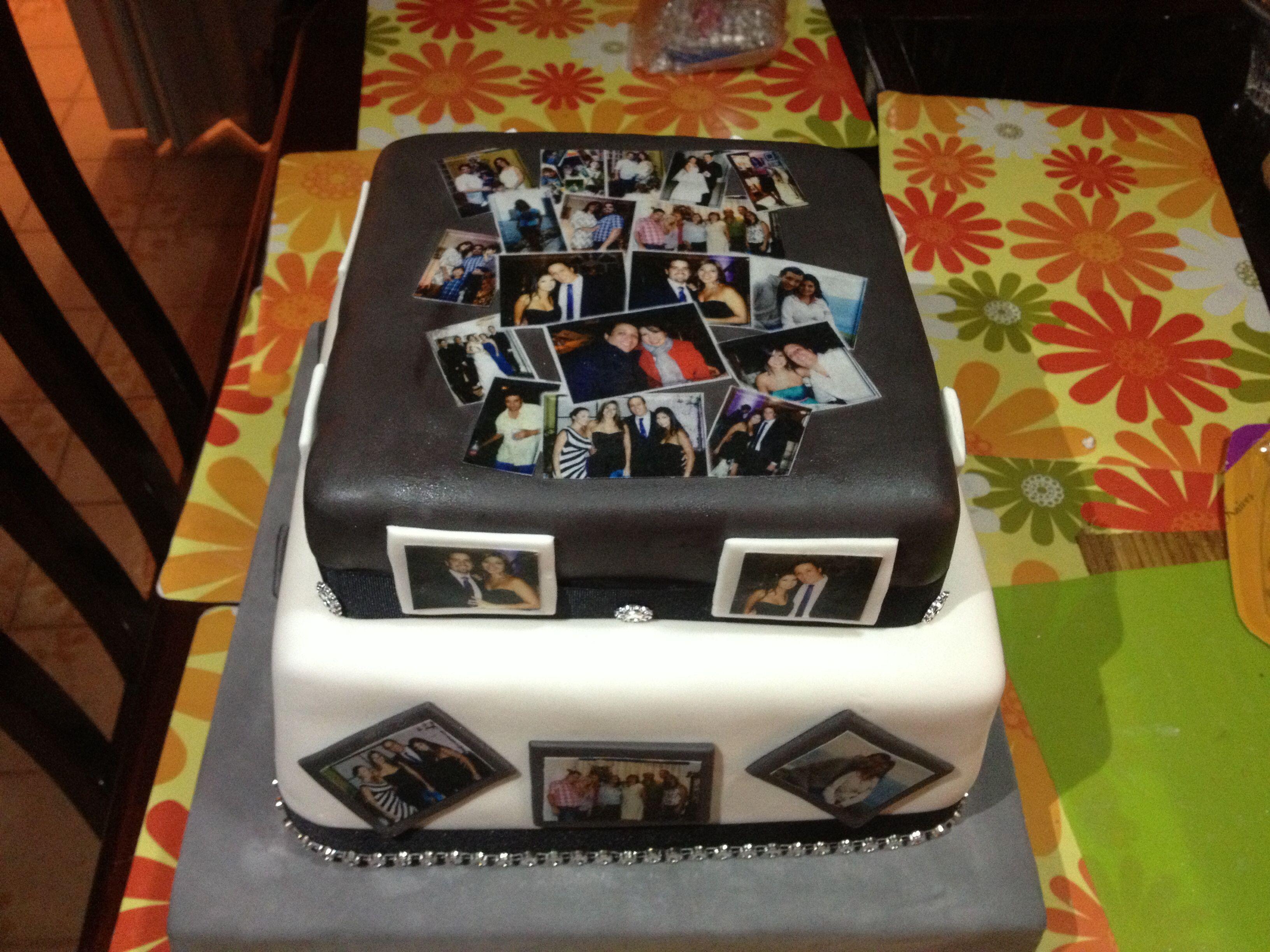 Torta Collage | Torta fotos collage | Pinterest | Tortilla
