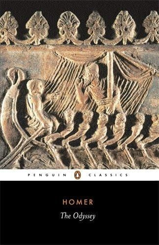 The Odyssey [Paperback] [Apr 29, 2003] Homer; Rieu, D. C. H.; Jones, Peter V.]