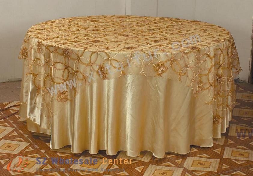 Manteles para fiestas multinotas manteles para mesas for Mesas redondas plegables para eventos
