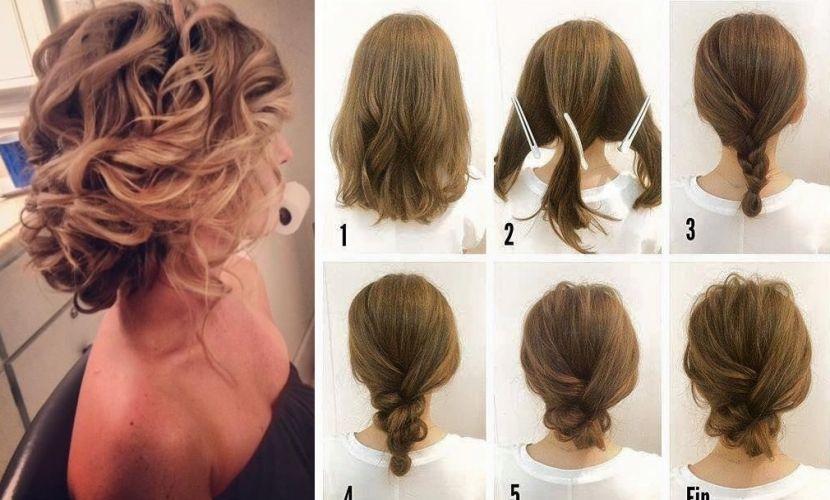 Peinados paso a paso buscar con google peinados - Ver peinados de fiesta paso a paso ...