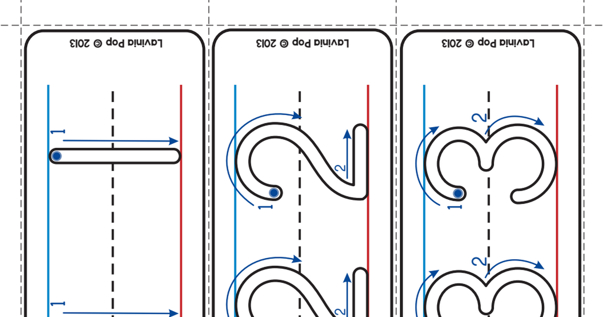 Number Tracing.pdf Number tracing, Numbers preschool