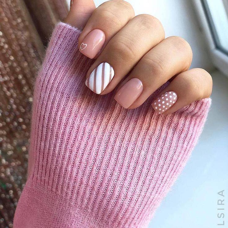Rosa Pastel Shan Polish Perfect 1 Nail Blog For