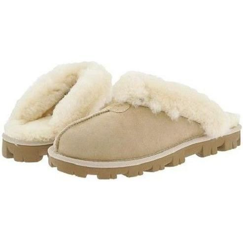Fashionable Womens Casual Shoes - UGG Coquette Sand