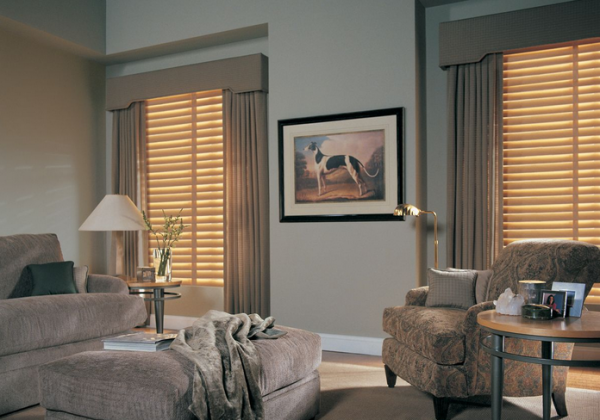 Curtains Ideas blinds or curtains : 17 Best images about Persianas on Pinterest | Hunter douglas ...