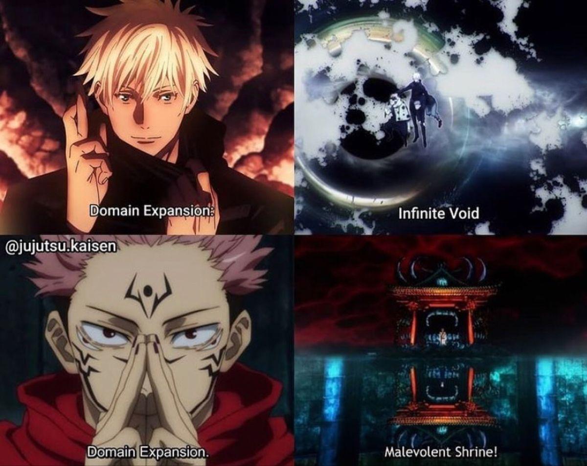 Pin By Samantha Peterson Federico On Jujutsu Kaisen In 2021 Aesthetic Anime Anime Family Anime