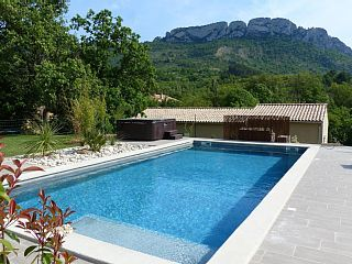 Great Buis Les Baronnies Holiday Villa   Self Catering Villa With Tennis In Buis  Les Baronnies , Sleeps 6   1368802