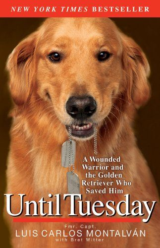 Until Tuesday A Wounded Warrior And The Golden Retriever Who