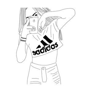 adidas crop top δ search outlines