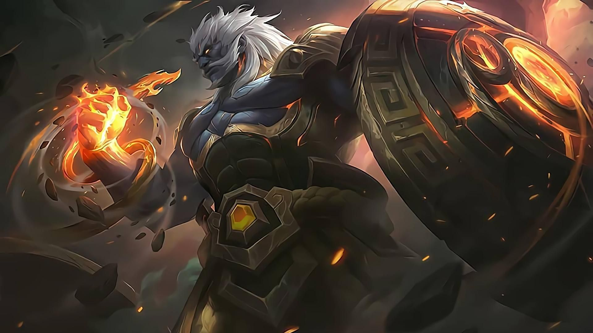 Baxia The New Over Powered Tank Advance Server Patch Note 1 4 32 Analysis In 2020 Mobile Legends Mobile Legend Wallpaper Alucard Mobile Legends