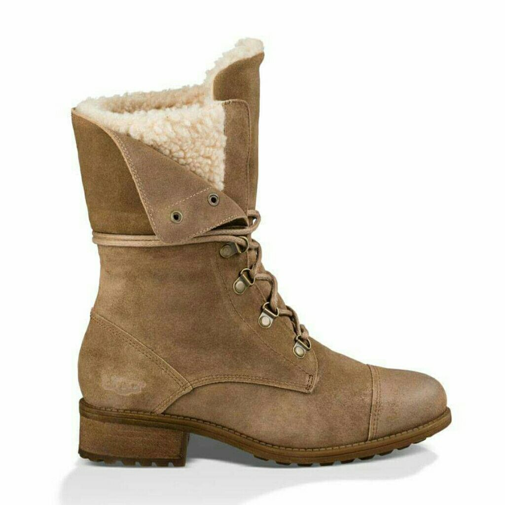 Ugg Gradin Lace Up Boot