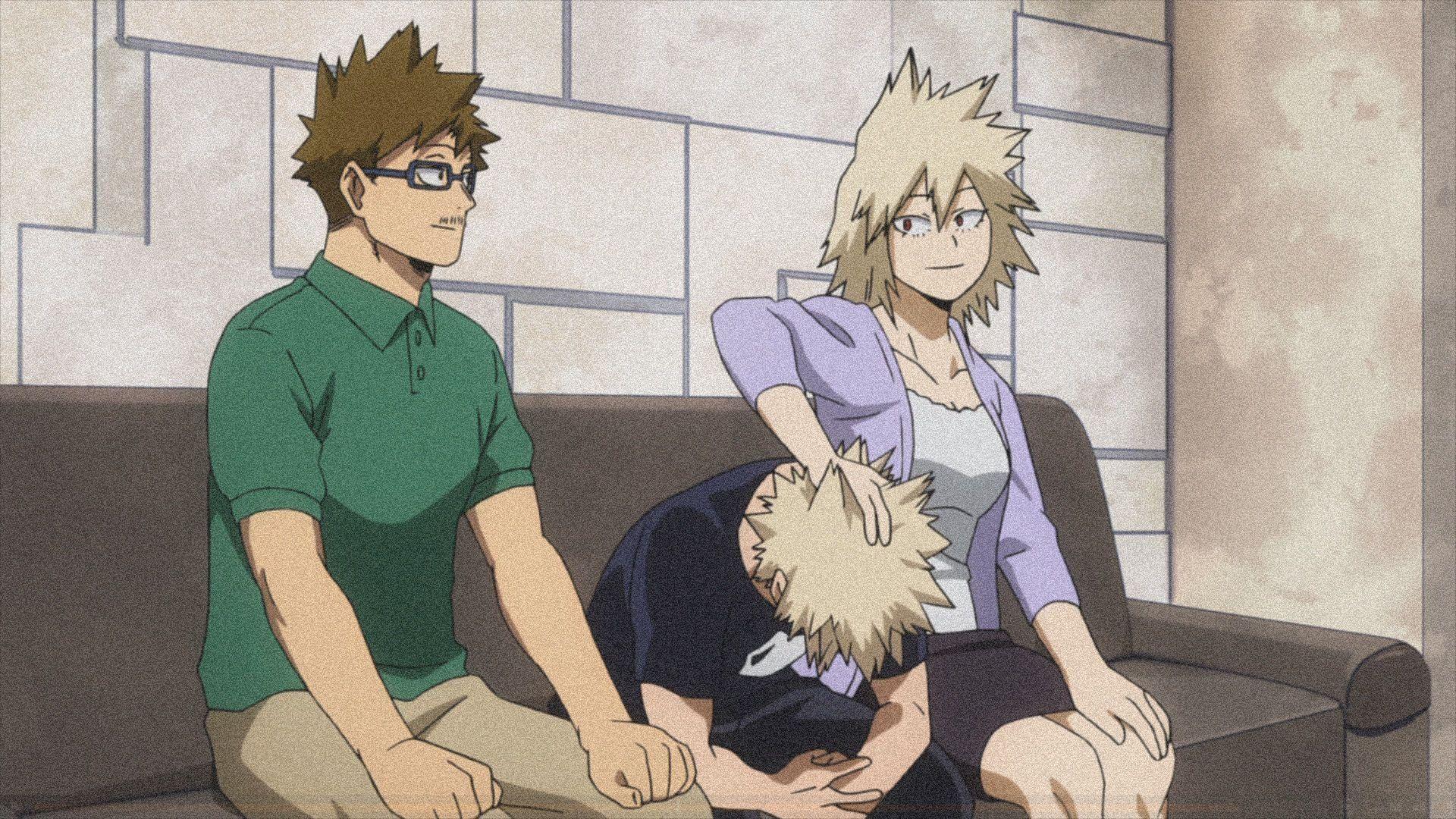 Bakugo Boyfriend Scenarios 14 His Parents Find Out My Hero My Hero Academia My Hero Academia Manga