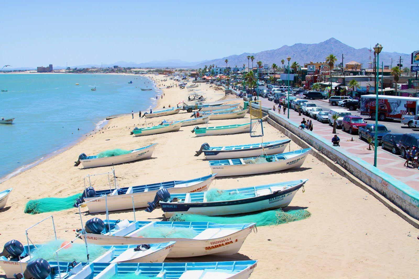San Felipe Baja California Baja California Mexicali Baja