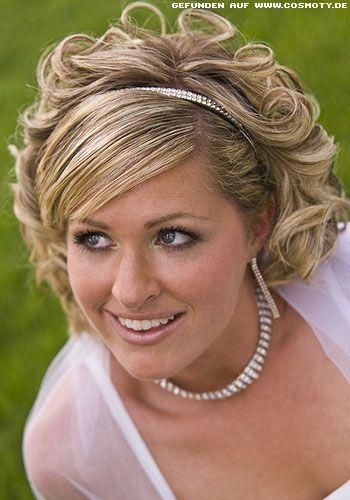 Kurze Frisuren Fur Hochzeiten 2020