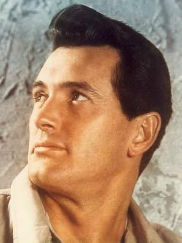 Rock Hudson..another hunk from yester-year...I know another man who didn't like to be in the lady pond, but he had the looks! ;-)