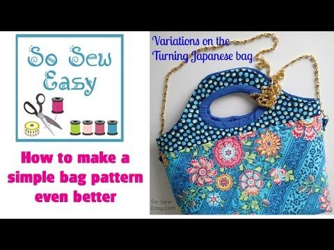 Make a simple bag even better with fun options