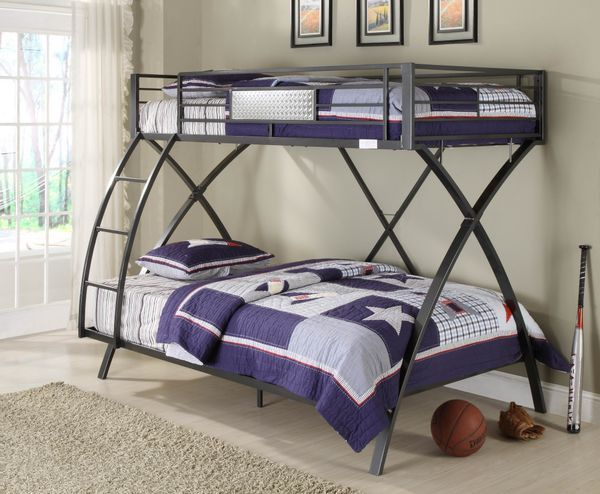 Spaced Out Twin Full Bunk Bed B813tf 1 Bunk Bed Sale Bed Sale And